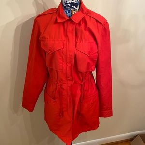 Marc by Marc Jacobs trench style coat